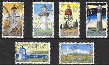 VF (Very Fine) Used Postage New Zealand Stamps
