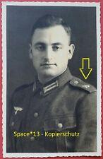 Foto Soldat Portrait IR 14, Wehrmacht Infanterie Landser Schulterklappen wk2 ww2