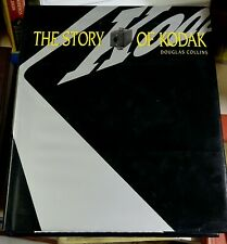 The Story Of KODAK by Douglas Collins - Huge Beauty Book KODAK Camera/Comompany