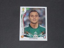 82 MONTES CLUB LEON MEXIQUE MEXICO PANINI FOOTBALL FIFA WORLD CUP 2014 BRASIL