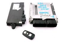 BMW 3 5 Series E60 E61 E90 330D 530d M57N2 Engine ECU KIT DDE CAS Key 7810950