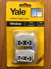 Yale 2 Window Toggle Locks New And Sealed