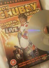 Roy Chubby Brown Hangs Up the Helmet DVD