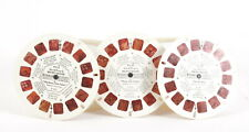 Disney Mickey Mouse View Master Reels with Sound - B5821-5823 - Three Reels