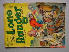 Lone Ranger # 29    1950    52 Pages - No Ads    VG