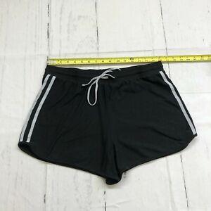 No Boundaries Women Juniors Active Athletic Running Shorts Size XL Black A41 -27