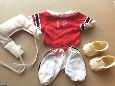Tender Heart Treasures Vintage Outfit Football Uniform 25919