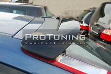 Ford Focus 2 II Hetchback HB Rear Door Spoiler Wing Roof Extention Ducktail
