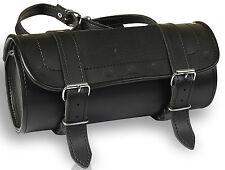Motorrad Werkzeugtasche Werkzeugrolle Satteltasche Gepäckrolle Toolbag Chopper