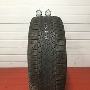 1 x 255/45/19 104V XL CONTINENTAL WINTER CONTACT TS810S NO Part Worn Tyres