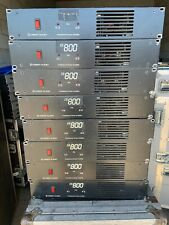 Crest Audio Fa800 Professional Power Amplifier - Nice!