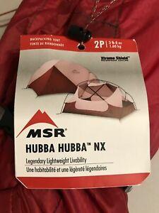 MSR Hubba Hubba NX2 Tent - NEW