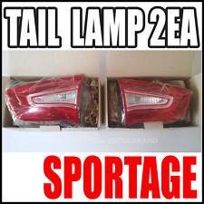 Genuine KIA SPORTAGE R  2011~2013  Trunk Left & Right Tail Lights Lamp ( 2EA)SET