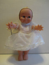 1999 Rubber Jointed Angel Kewpie with Original Rose O'Neil Tag - Mint