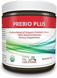 Prebio Plus by Cutting edge cultures-custom blend of organic prebiotic fibers