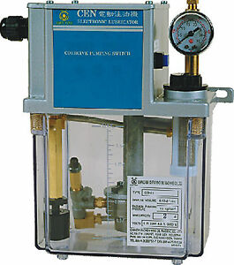 Auto Lubrication Pump for Mill, Grinder, EDM,etc.-CEN01 220V