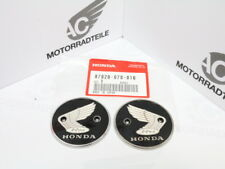 Honda CA 200 CL S 90 CB 92 CA 95 fuel petrol gas tank emblem badge set Genuine