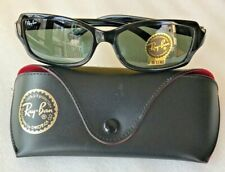 Ray-Ban Sunglasses Rb2130 Ritualspande - Black Frame G-15 Lenses Made in Italy