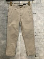 NWT! Chaps Flat Front Stretch Khakis