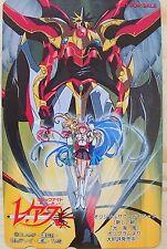 RARE CLAMP Magic Knight Rayearth Phone card Japan Anime/641