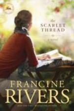 The Scarlet Thread by Francine Rivers (2012, Trade Paperback)