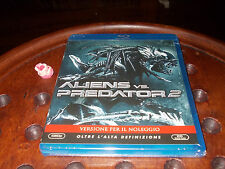 Alien Vs Predator 2 Noleggio Blu-Ray ..... Nuovo
