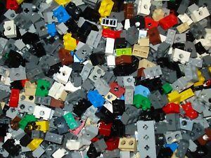 Lego Technic -  x100 Small Axel/Connector Bricks Mixed Colours/Sizes!