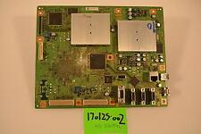 SONY KDL-40XBR7 Main Board Digital FBU ; 1-877-601-11