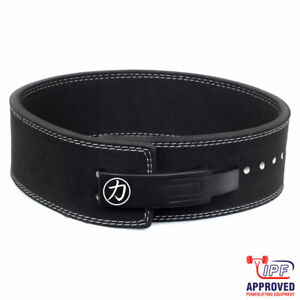 Strength Shop 13mm Lever Belt - IPF Approved (Powerlifting, Strongman, Crossfit)