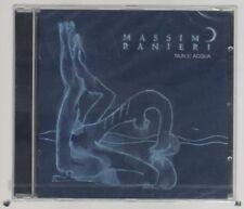 MASSIMO RANIERI NUN E' ACQUA (è) CD F.C. SIGILLATO!!!
