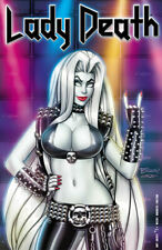Lady Death Hot Shots #1
