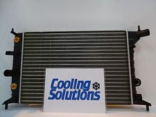 BRAND NEW RADIATOR VAUXHALL VECTRA B 1995 TO 2002 AUTOMATIC CARS WITHOUT AIR CON