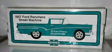 1/25 EASTWOOD  AUTOMOBILIA 1957 FORD  RANCHERO STREET  MACHINE BANK