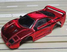 per Slot Car Racing Modellismo ferroviario Ferrari 40 Carrozzeria Tyco Motore