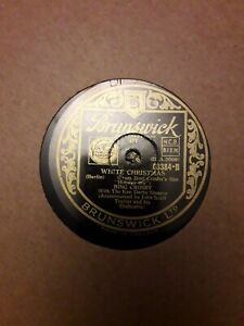 5x 78RPM Songs from HOLIDAY INN including WHITE CHRISTMAS BING CROSBY 03381-85