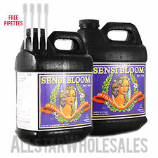 Advanced Nutrients pH Perfect Sensi Bloom A & B 10 Liter Hydroponic Nutrient 10L