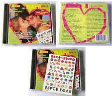 "BABE... VOL. 2 Roxette,... 95 DO-CD TOP mit Original-Beilage ""80 Nagel-Tattoos"""