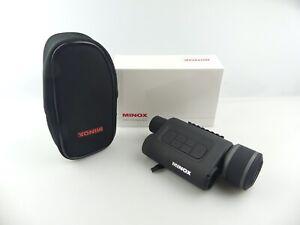 B Ware Minox 62426 Digitales Nachtsichtgerät NVD 650 mit Aufnahmefunktion J034