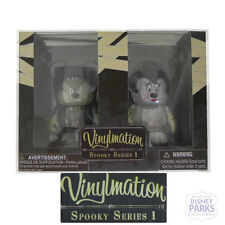 Disney Parks Exclusive Vinylmation Spooky Series 1 Mickey & Minnie Mouse LR
