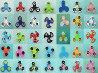 10 verschiedene Fidget Spinner Finger Hand Kreisel ADHS Anti Stress Spinnerz