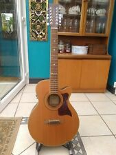 More details for electro acoustic guitar used