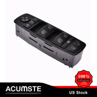 A1698206710 Front Left Side Window Switch For Mercedes-Benz W245 W169 W164 X164