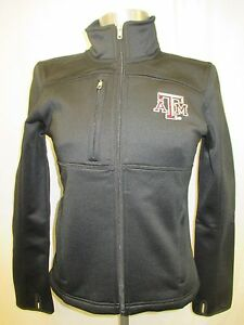 Texas A&M Aggies NCAA Women's  Full Zip Soft Shell Jacket