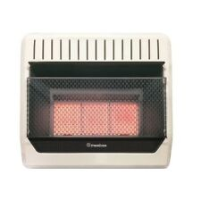 ProCom, 28,000 BTU, LP Gas Vent Free, Infrared Wall Heater