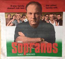 "Steve Kaufman ""Sopranos the Family"" signed"