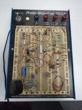 Proto board 203A Continental Specialities Corporation