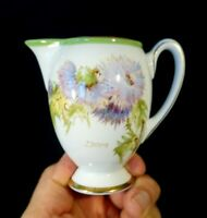 Beautiful Royal Doulton Glamis Thistle Creamer