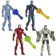 Marvel Toys 3-4 Years Comic Book Heroes Action Figures