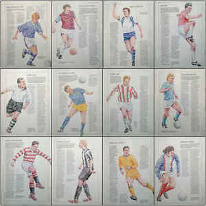 Club Colours Historical Football Strips + Records Picture - Various Teams N to S