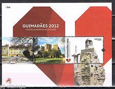 2012 Portugal blok 329 Guimaraes culturele hoofdstad van Europa